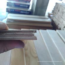 Plancher contrecollé multicouche T & G Ash