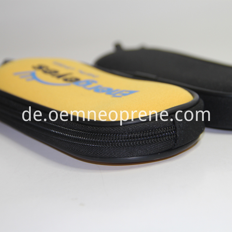 Glasses Bags With Zipper Closer