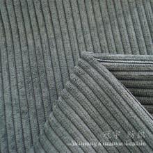 Tecidos de tecido de veludo macio Cutted Pile 6 Wales