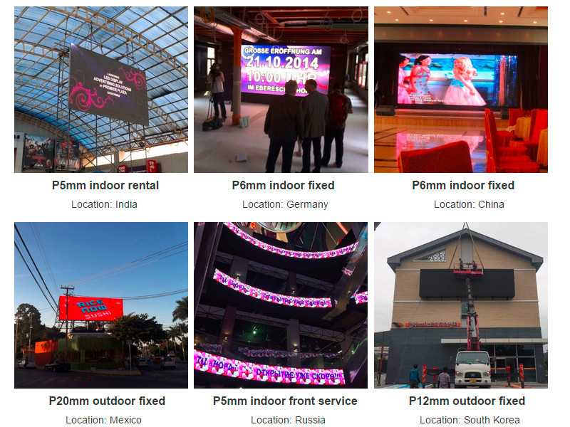 Outdoor Led Screen Display.