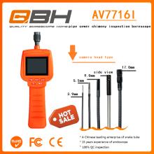 sistema de inspeção por vídeo boroscópio endoscópio portátil para inspeção NDT