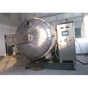 Freezing vacuum dryer