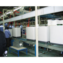 washer production assembly line