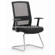 X1-01AS-MF Chaise de bureau pivotante en maille avec accoudoir réglable