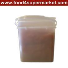 Pickled Sushi Ginger Slice White/Pink in Bag and Bottle 1kg