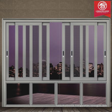 Modern Style Sliding Screen Aluminum Windows, Popular Simple Design