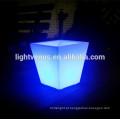 Especial Design decorativo flor potenciômetro plástico, iluminado potes por atacado