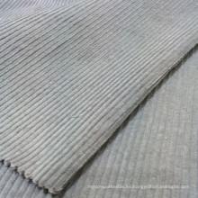 100% algodón Thicken 8 País de Gales tela de pana