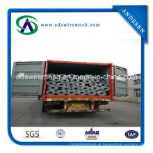 Arame farpado galvanizado de alta elasticidade de 2.0mm