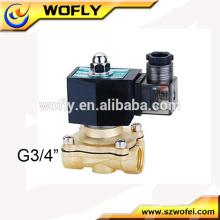 high pressure ac220v welding machine lpg gas solenoid valve