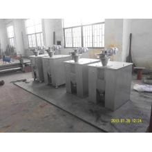 Dry powder hydraulic roller press machine