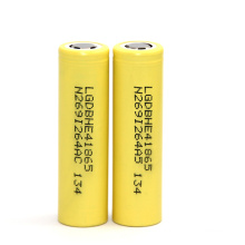 Lghe4 Li-ion Battery 3.7V 2500mAh Lithium-Ion Rechargeable Lghe4 pour E-Cigarette