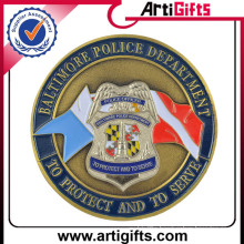 Wholesale promotion design your own challenge coin