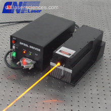 589nm High Stability Yellow Laser für die Optogenetik