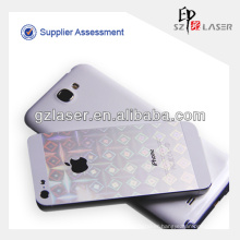 New design hologram protective film for glass surface