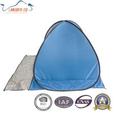 2016 Новый Водонепроницаемый автоматические всплывающие пляже палатку для кемпинга