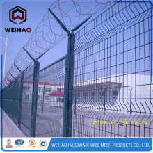 Galvanized and PVC Coated Fence Netting