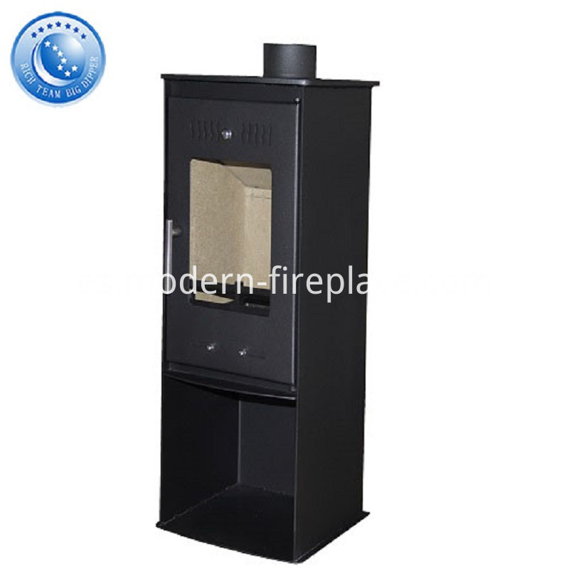 Wood Coal Modern Charcoal Log Burners
