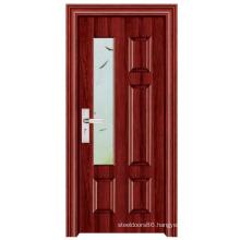 Glass Door Bathroom Door Toliet Door China Supplier (FD-1092)