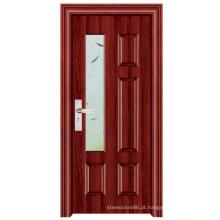 Fornecedor de China da porta de Toliet da porta do banheiro da porta do vidro (FD-1092)