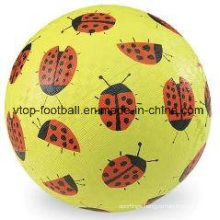 Colorful Rubber Kickball Official Size