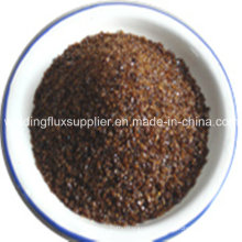 Плавленый сварочный флюс Hj431 с высоким содержанием марганца и кремния (hj431)