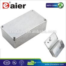 1590N1 / 125B Aluminium Pedal stampfen Hammond Box