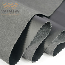 Racing Car Seat Protector Leather Upholstery Fabric Eco-Friendly Interior Decos Material In Stock