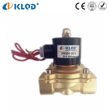 DN25 EPDM Sealing AC110V Water Solenoid Valve 2W250-25-E