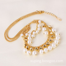 2014 Fashion Acrylic Beaded Necklace for Women