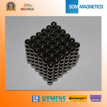 New Strong Permanent Ball Magnet