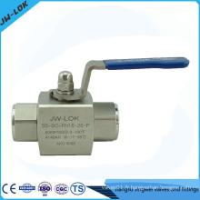 Jiangsu JW-LOK fabricants de valves à bille standard Chine