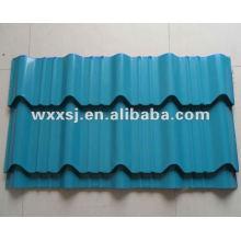 prepainted galvanized metal roofing tile sheet
