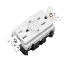 YGB-094WR Household american wall sockets 15A 2LED gfci receptacles