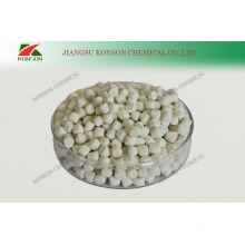 Predispersed rubber chemical R-80 masterbatch