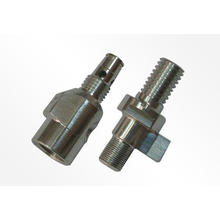 CNC Machined Center Bathroom Hardware Parts Processing