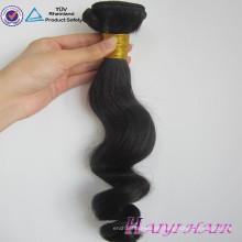 Neue Ankunft Heißer Verkauf Grade 9A 10A Lose Welle Haar Unverarbeitete Häutchen Ausgerichtet