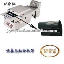 Производство Китай Цзянсу PTFE сплавляя машина пояса