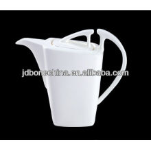 container home white body bone china porcelain ceramic dining cookware set tea pot bottle
