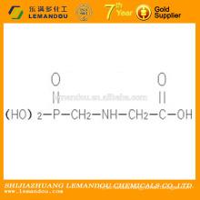Glyphosate (95%TC, 75.7%WDG, 62%SL, 41%SL)