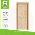 China supplier melamine sliding wood interior door for sale