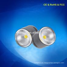 5w montaje redondo Superficie montada LED COB down light