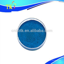 Poudre de coloration additive alimentaire de lac en aluminium bleu brillant
