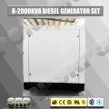 12kw Yangdong Slient/Soundproof Home Diesel Generator Generating Sets/Genset