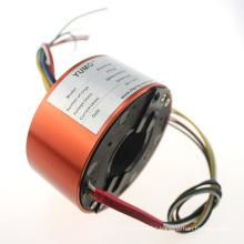 Sr3899-6p Yumo Bore Size 38mm 6wires 10A Through Bore Slip Ring