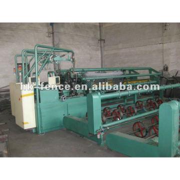 Fabricação profissional da maquinaria da cerca de fio do elo de corrente do diamante