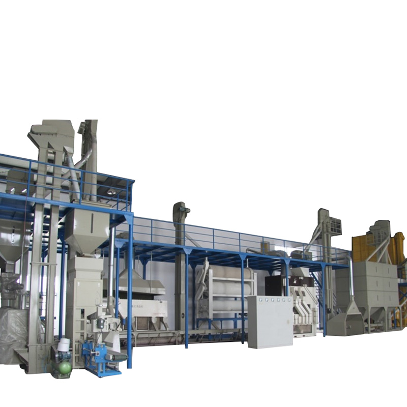 Seed Cleaning & Processing Line