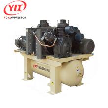 compresor de aire de baja presión y aire frío con filtro de precisión en la parte baja del aire