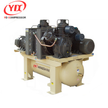 air cool low pressure air compressor with precision filter at the low air intaker
