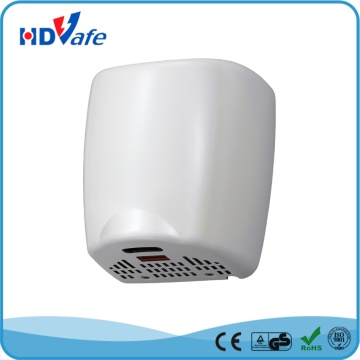 China Wholesale Stainless Painting White High Speed Hand Dryer for Washroom
